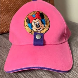 Minnie Mouse Disney Cruise hat